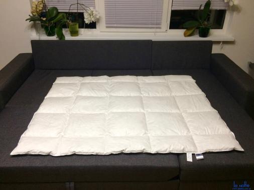 Одеяло 110х140, 50% пух, 50% перо