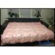 Одеяло 170х210, 50% пух, 50% перо, кассетное