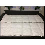 Одеяло 220х200, 50% пух, 50% перо, кассетное