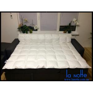 Одеяло La Notte, КАССЕТНОЕ 220х200, 90% пух, 10% перо